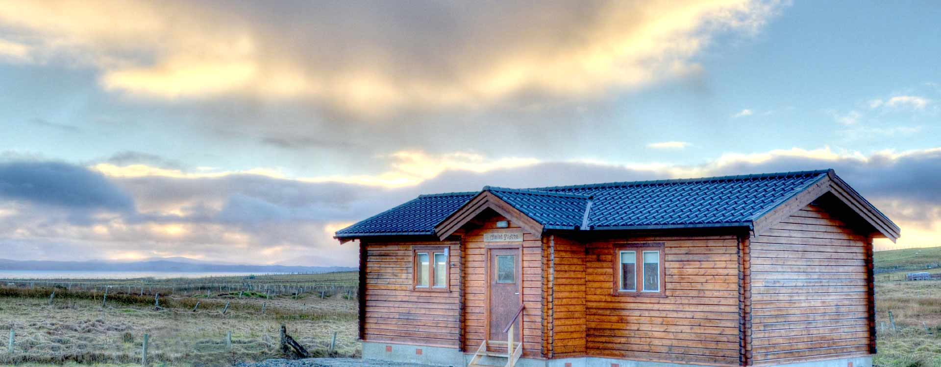 Isle of Lewis Holiday Cottages | Chalet Yvonne